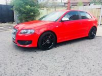 2007 Audi S3 Stage 2 345BHP 340lbs ft golf edition 30 s line gti type-r