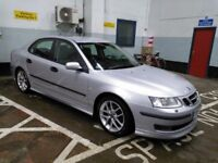 SAAB 9-3 AERO, 210BHP, Great Condition, New MoT, Low Miles for Age