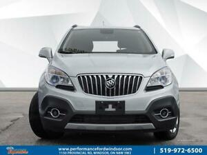 2016 Buick Encore 2016 Buick Encore - AWD 4dr Leather