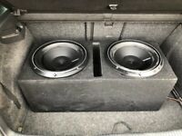 Rockford fosgate subs,subs,amps,amp,sub,