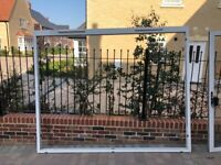 Quality Double Glazed UPVC French Sliding Doors & Frame