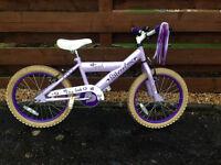 Girls Silverfox Bike