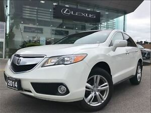 2014 Acura RDX AWD Backup Cam Leather Sunroof
