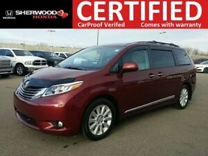 2015 Toyota Sienna XLE AWD| HEATED LEATHER| REMOTE START