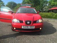 £980 2006 SEAT IBIZA