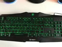 DRACONIS LED GAMING KEYBOARD USB