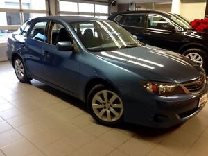 2008 Subaru Impreza 2.5 i/1 OWNER LOCAL TRADE/ONLY 80000KMS!!!