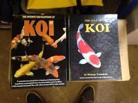 Koi care books