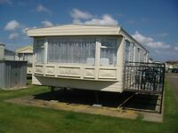 CARAVAN TO RENT/LET/HIRE INGOLDMELLS