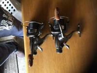 Various fishing items