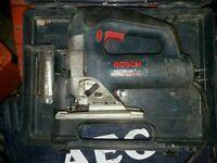 Bosch professional jigsaw
