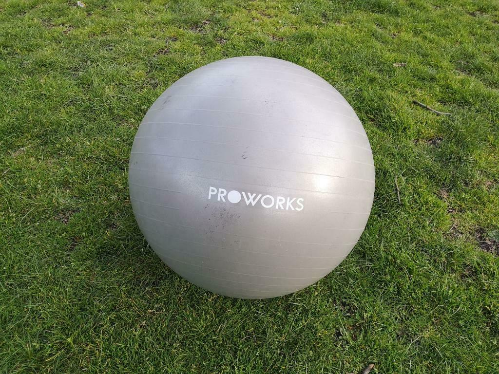 TAKEN: pending collection: Free Proworks exercise ball