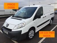 2008 PEUGEOT EXPERT 2.0 HDI LWB / NEW MOT / PX WELCOME / NO VAT / FINANCE AVAILABLE / WE DELIVER
