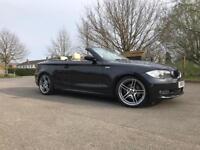 BMW 118i petrol convertible 1 Series