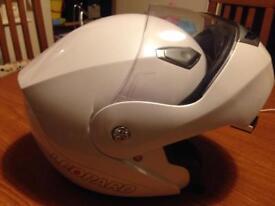 Motorbike helmet medium