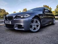 BMW 520d m sport 2011