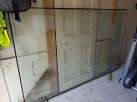 double glazed unit, huge. 2060 x 1320 x 25mm thick sealed double glazed unit.