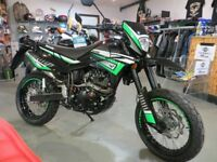 EVOLUTION MOTOR WORKS - Lurgan. 2018 Lexmoto 125cc Adrenaline EFI - Finance subjecto to status