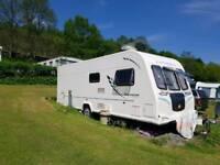 Bailey olympus 504 caravan