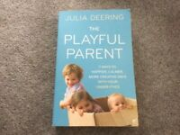 The Playful Parent - great book in great condition - only £2