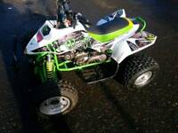 Quad bike 100cc racing quad quadzilla pro shark