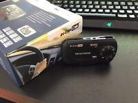 In-Car dash Camera 1080p - basically new