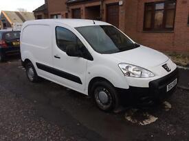 Peugeot partner 1.6 hdi 12 Reg nice clean van no vat finance available drives perfect