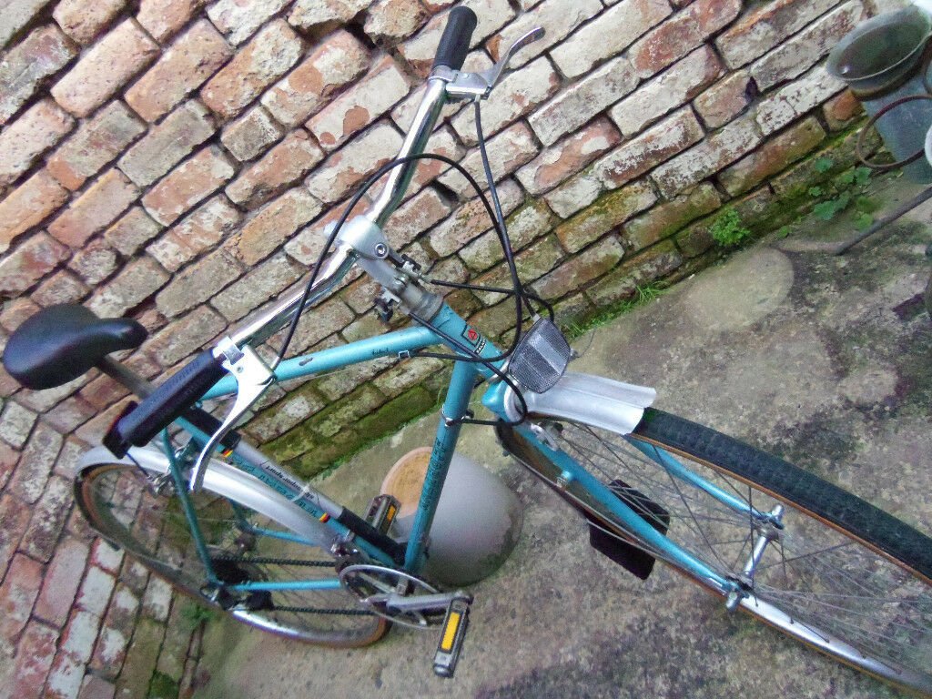 Vintage Kalkhoff Trident gents bicycle. 10 gears 20.5 inch bike frame - excellent working order
