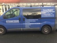 Focus window and cleaning services 07936078508