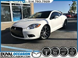 2012 Mitsubishi Eclipse GS + CLIMATISATION + MAGS + SEULEMENT 61
