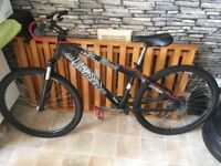 Dirt -jump mountain bike