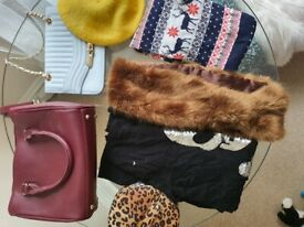 FREE Selection of womens clothes and accessories