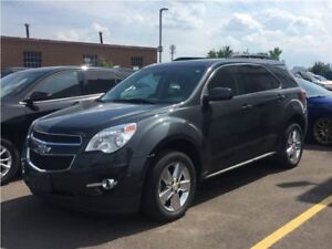 2013 Chevrolet Equinox 2LT accident free, navigation