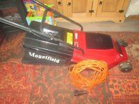 Mountfield Princess 14 Lawnmower