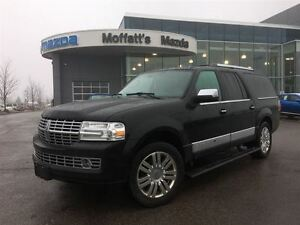 2012 Lincoln Navigator 4X4 LEATHER, GPS, HEATED & A/C SEATS, BAC