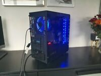 Gaming PC RX 5600 XT 6GB, Ryzen 5 3500X, 16GB RAM, 2x SSD