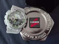 CASIO G SHOCK GA-110TS-8A2ER