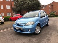 Citroen C3 1.4 i SX 5dr IDEAL FOR FIRST BUYER