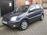 FORD FUSION 1.4 TDCI DIESEL **** £30 A YEAR ROAD TAX **** 5 DOOR HATCHBACK