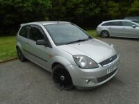 2007 Ford Fiesta style climate - 95k miles - p/x to clear