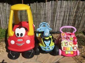 Children's Outdoor Toys - Free Bundle