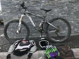Giant trance 2012/13 size small
