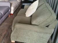 New marks and spencer seconds sofa in sage