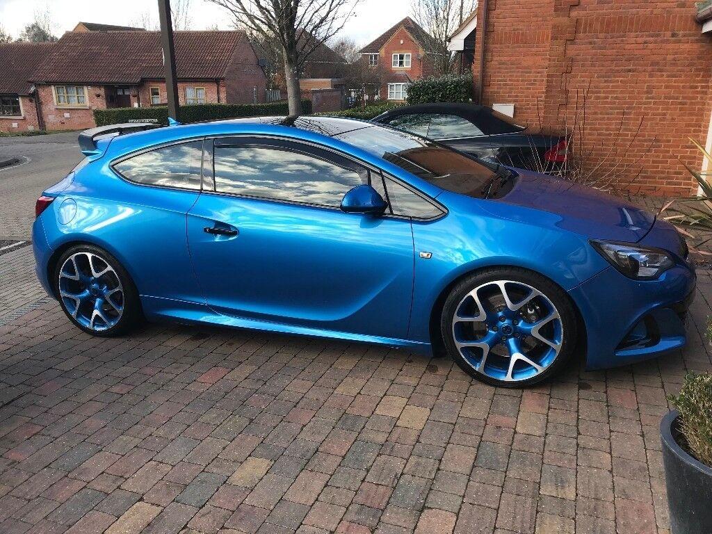 Vauxhall Astra VXR. Arden Blue. 320BHP. 2013. | in ...