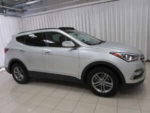 2018 Hyundai Santa Fe SPORT AWD SUV W/ FRONT & REAR HEATED SEATS