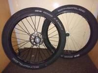 24 inch mtb wheelset swap for 26