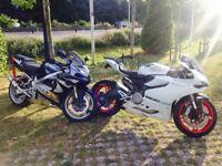 Ducati pinagale 899 2014