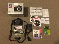 CANON EOS 5D MARK II 21MP FULL FRAME DIGITAL SLR CAMERA BODY - MKII - MK2 DSLR