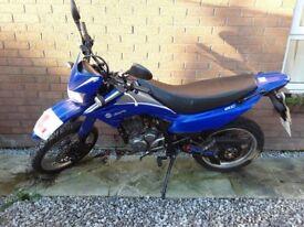 2009 Suzuki DR125 sm k9