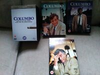 Columbo DVD sets for sale. Series 1 - 10 inclusive
